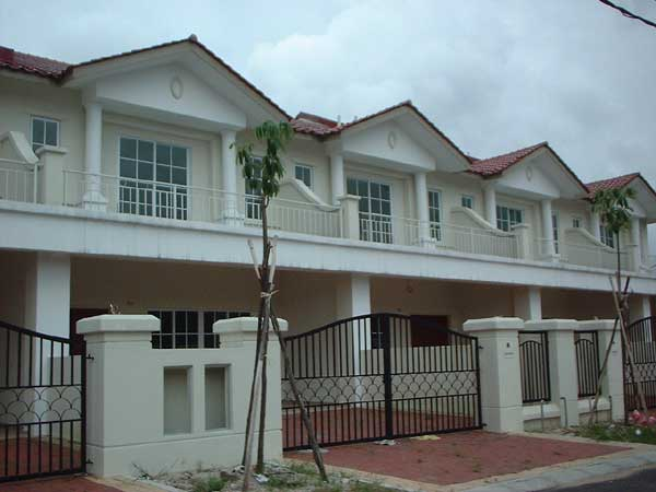 House malaysia related keywords suggestions terraced house